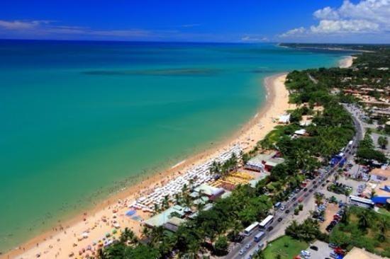 Praia de Taperapuã