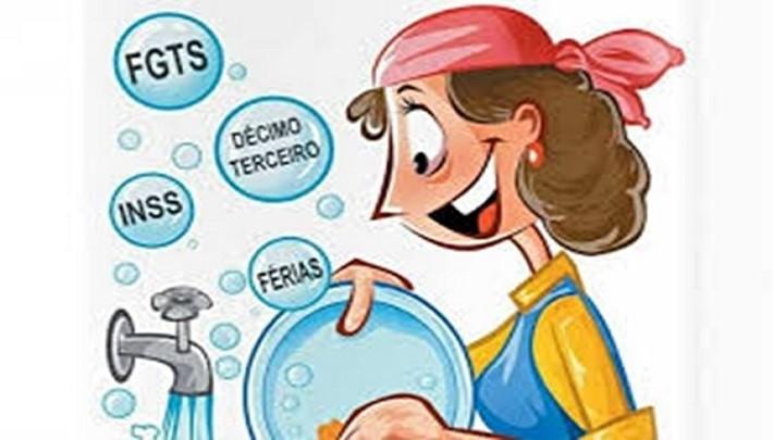 eSocial de Empregada Doméstica (emissão de guias, registro da Carteira de Trabalho e demais formalidades
