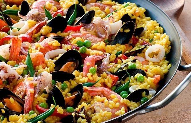 Buffet - Peixes e Frutos do Mar