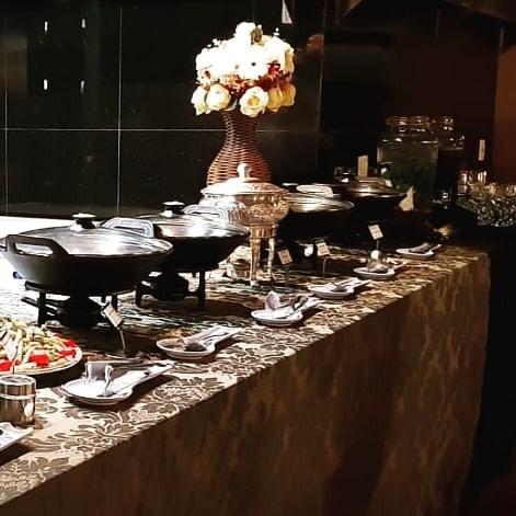 Buffet - Almoço e Jantar para Embaixadas