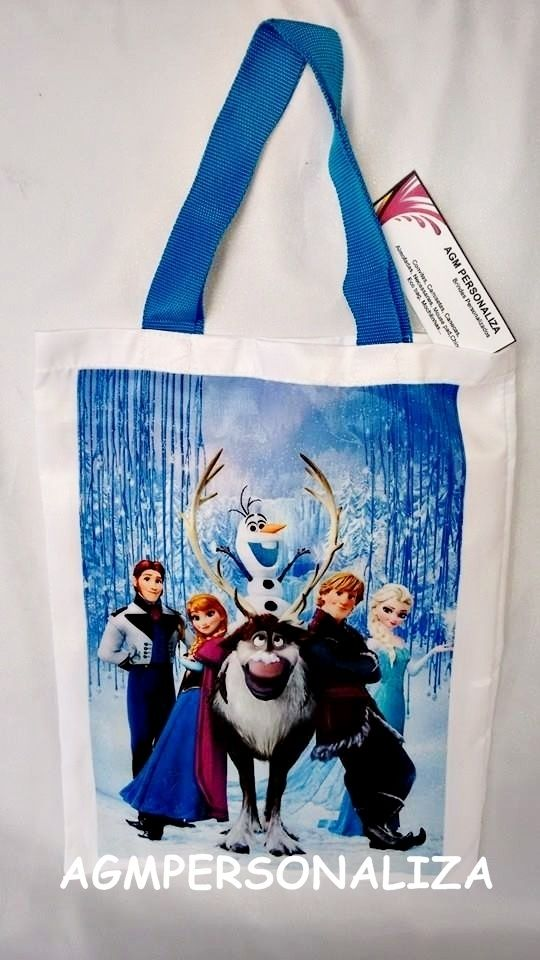 Eco Bag para todos os tipos de eventos