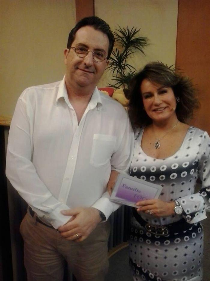Psicólogo Fiuza com Suzy Camacho - PGM Família em Foco