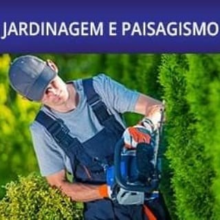 serviço de jardinagem ,