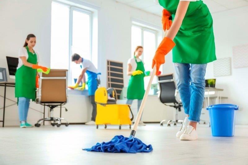 limpeza de apartamento